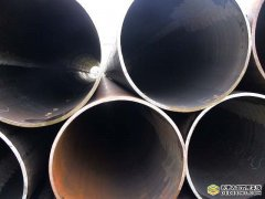 supply carbon welded steel tube