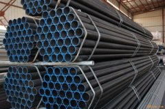 black steel pipe,welded black pipe