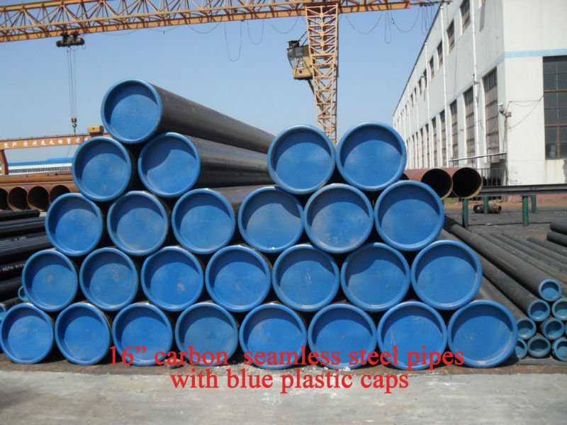 16 inch seamless steel pipes