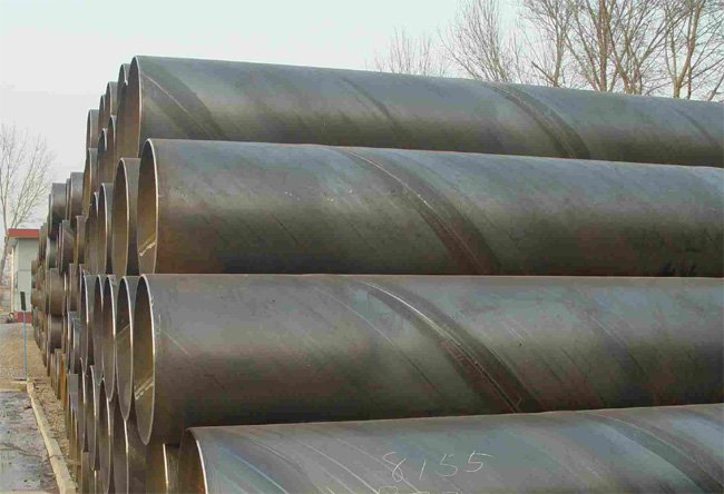 welded spiral pipe