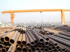 Low and medium pressure boiler tube