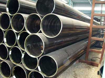 Mild Steel Pipe Cangzhou Steel Pipe Group