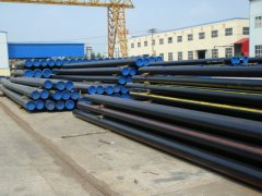 ASTM A 252 Welded steel pipe