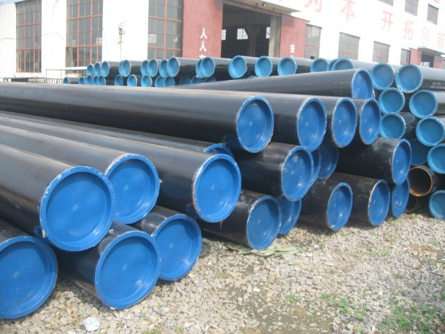 API 5L 5CT/ASTM A106 Seamless Carbon Steel Pipe