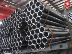 ASTM A106 welded carbon steel tubes
