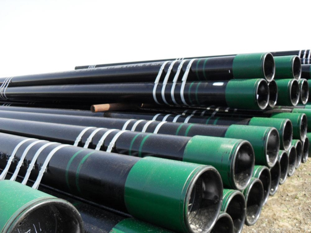 Casing well oil pipe cangzhou steel