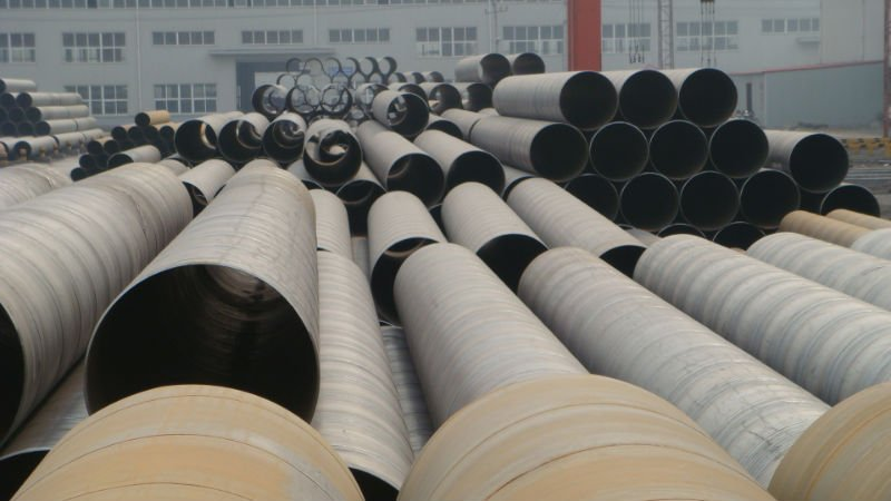 A252 pipe,A252 steel pipe