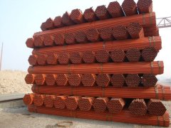 ASTM A53 BS1387 welded steel pipe