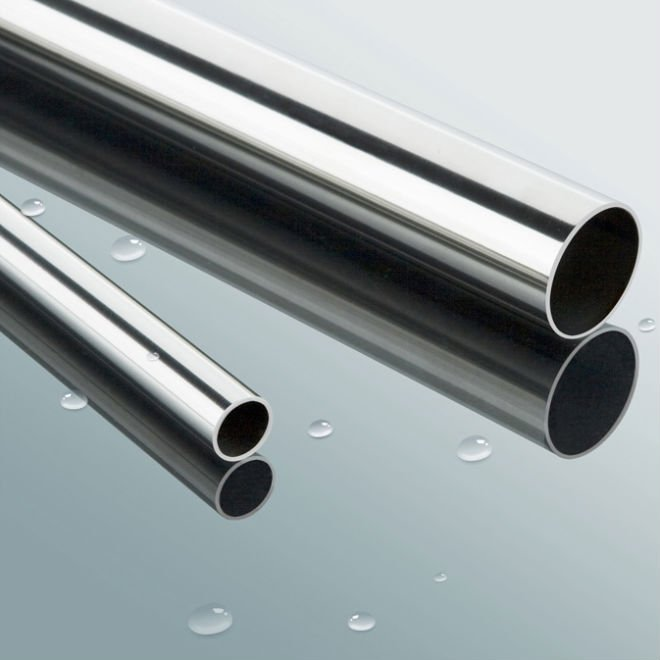 ASTM TP 316L 2B stainless steel welded pipe