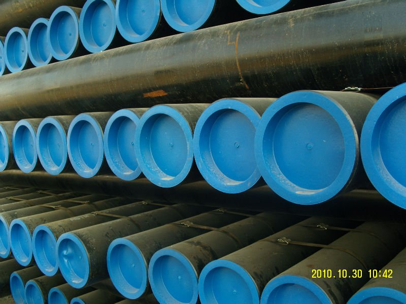 A106 A53 seamless welded pipe