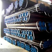 black steel pipe sch40 astm a106