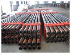 Petroleum casing steel pipe with external anti-corrosion tec